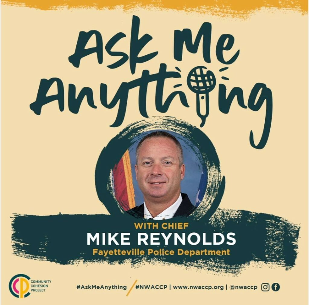 Ask Me Anything with Chief Mike Reynolds