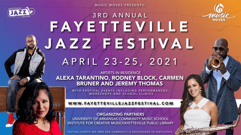 Fayetteville Jazz Festival