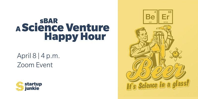 Science Venture Happy Hour