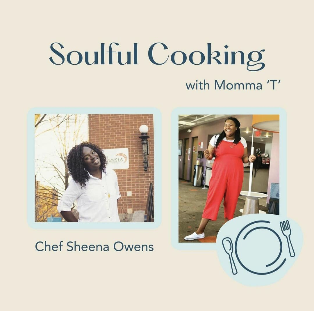 Soulful Cooking with Mama T