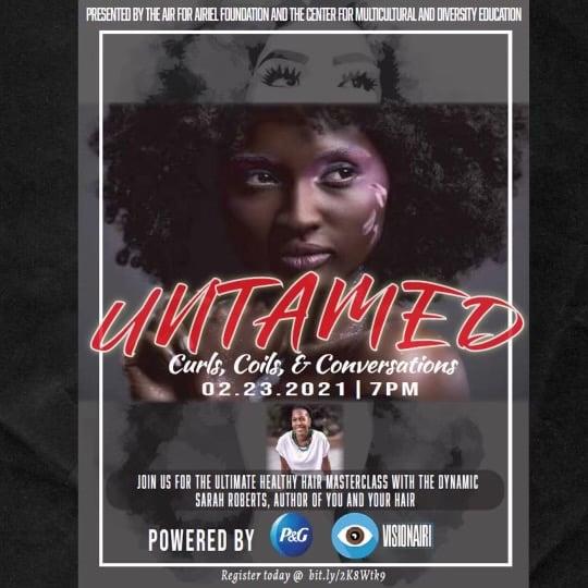 Untamed: Curls, Coils, and Conversations